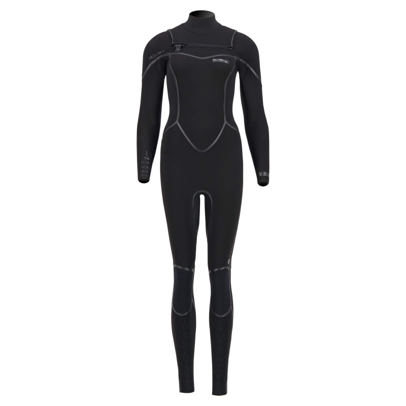 COMBINAISON FEMME PROLIMIT FIRE-X CHESTZIP 5/3MM